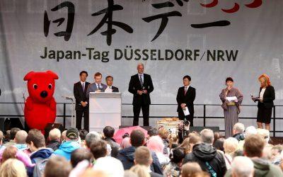 Japan-Tag in Düsseldorf 2002