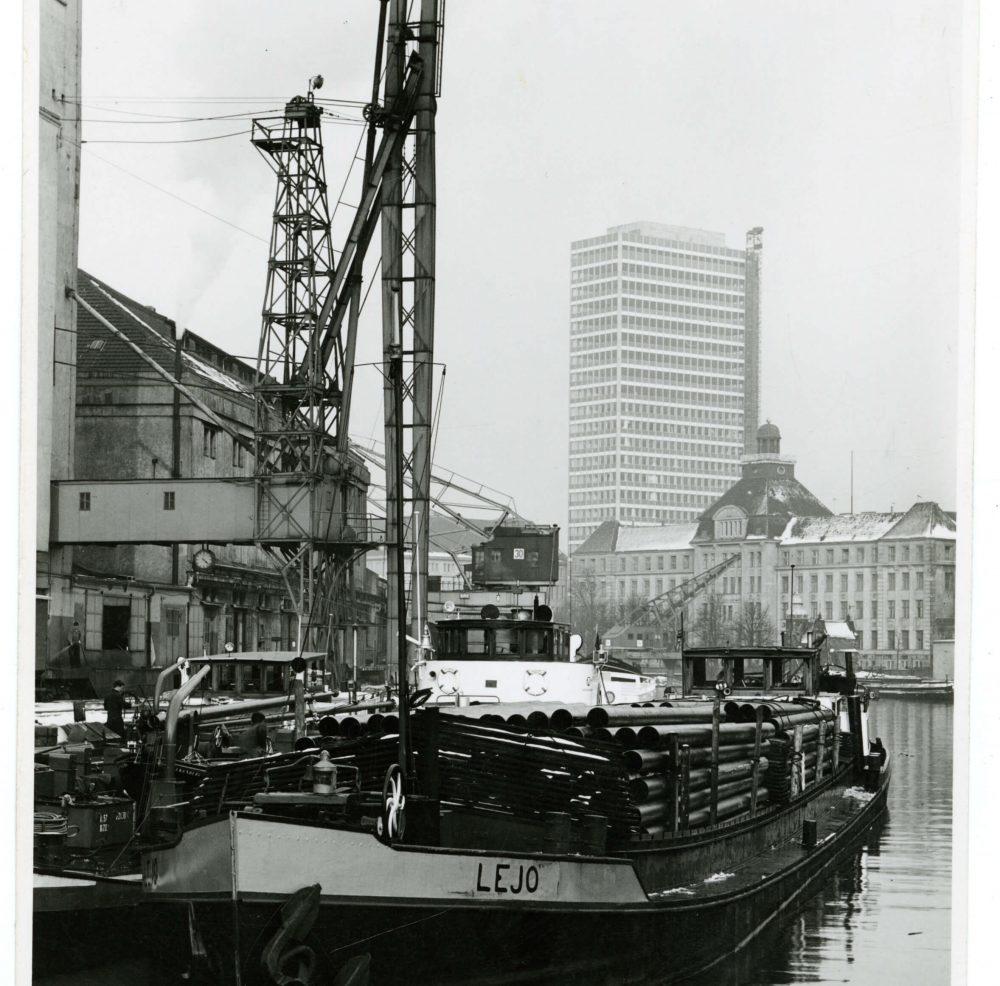 Der Bergerhafen